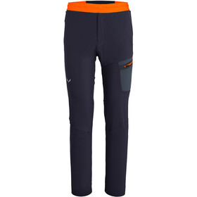 SALEWA Pedroc Light Durastretch Spodnie Mężczyźni, niebieski